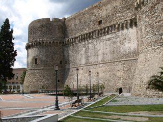 castello aragonese tribunale Reggio Calabria